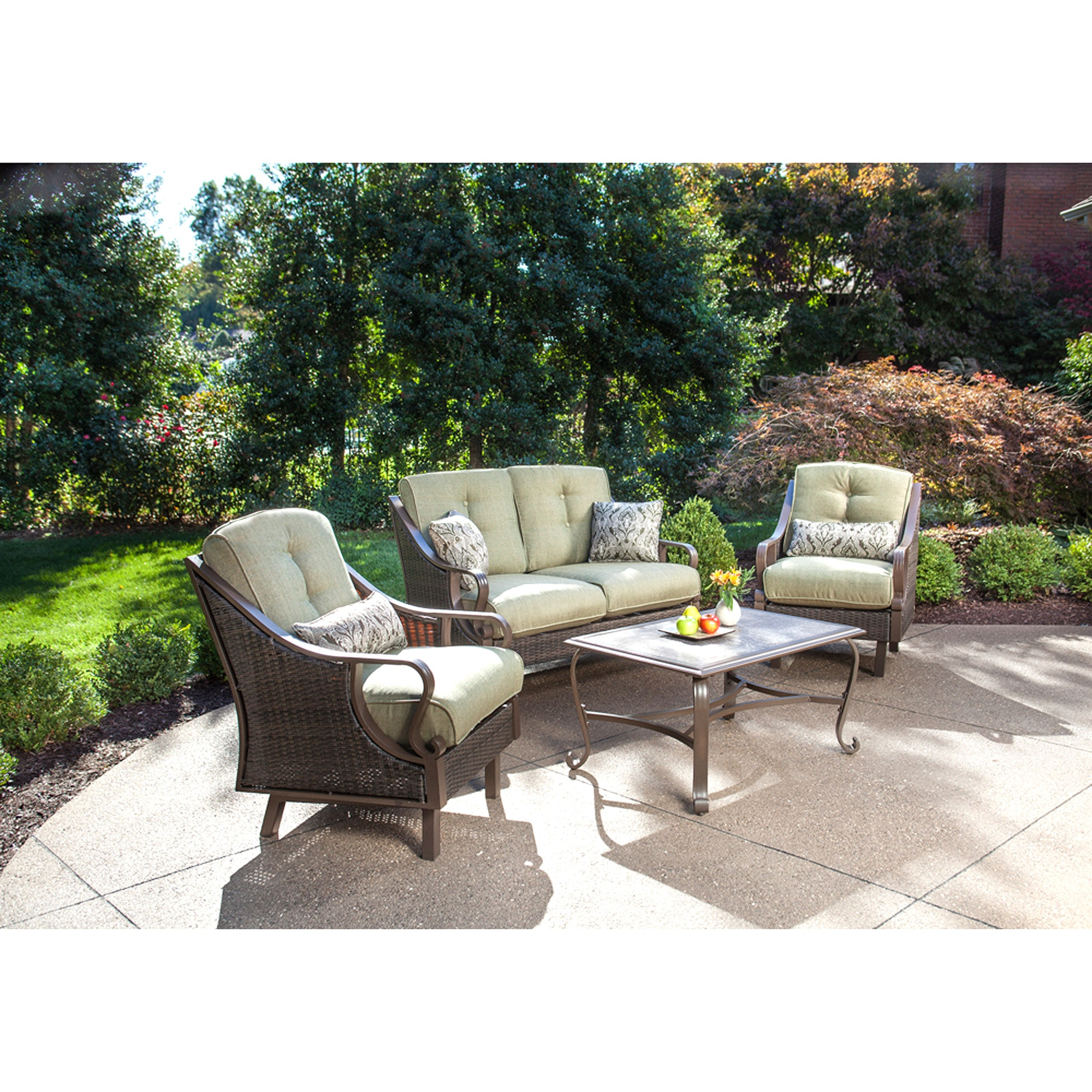 Best ideas about Indoor Patio Furniture . Save or Pin Wicker Indoor Patio Furniture Setsindoor Clearance Sets Now.