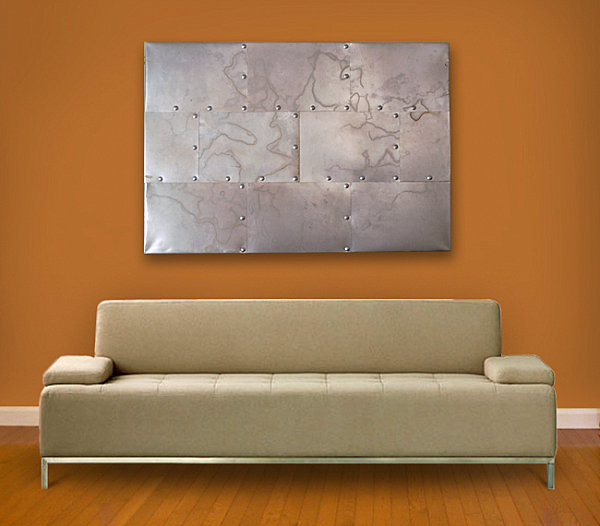 Best ideas about Industrial Wall Art . Save or Pin Metal Wall Art That Makes a Statement Now.