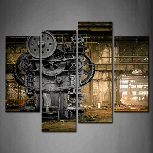Best ideas about Industrial Wall Art . Save or Pin Industrial Artwork Amazon Now.