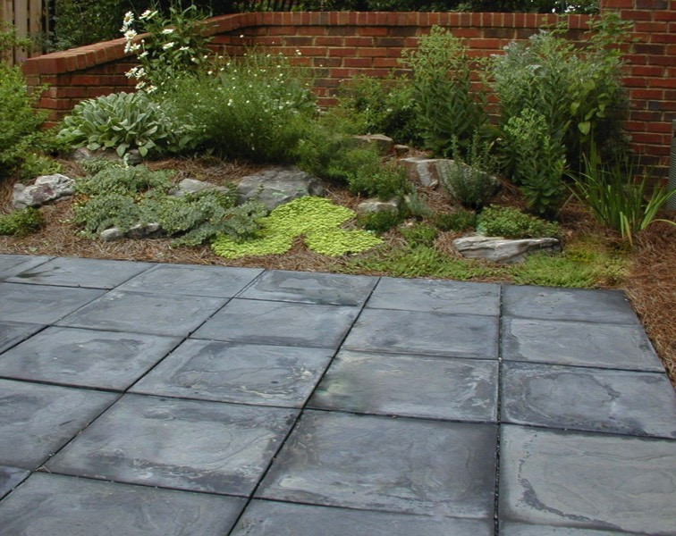Best ideas about Inexpensive Patio Pavers . Save or Pin Great Concrete Paver Patio Ideas Inexpensive Outdoor For Now.