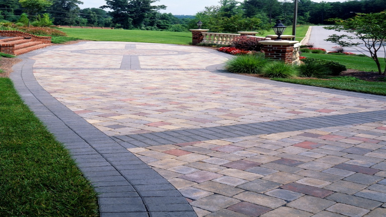 Best ideas about Inexpensive Patio Pavers . Save or Pin Paver stone patio ideas images about patio ideas on patio Now.