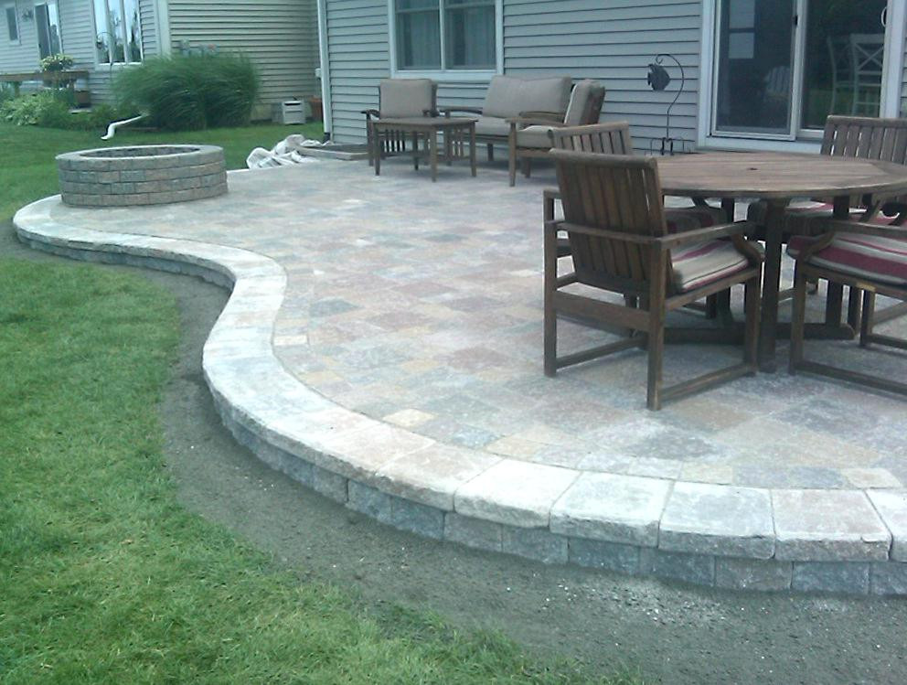 Best ideas about Inexpensive Patio Pavers . Save or Pin Best Patio Ideas Cheap From Pavers For Paver Patios Now.