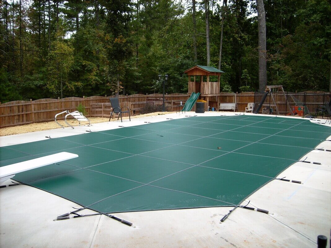 Best ideas about Inground Pool Cover . Save or Pin How To Choose the Right Inground Pool Cover Pool & Spa Depot Now.