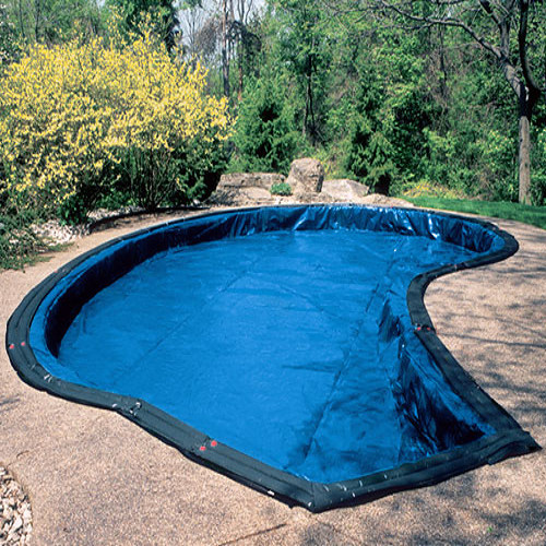 Best ideas about Inground Pool Cover . Save or Pin Poly Woven Winter Cover 15 Year Warranty Inground Now.