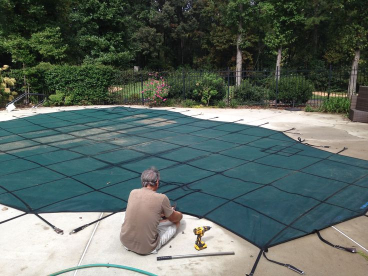 Best ideas about Inground Pool Cover . Save or Pin 17 Best images about Inground Pool Covers on Pinterest Now.