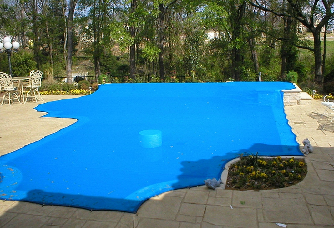 Best ideas about Inground Pool Cover . Save or Pin Pool Cover Gallery Now.