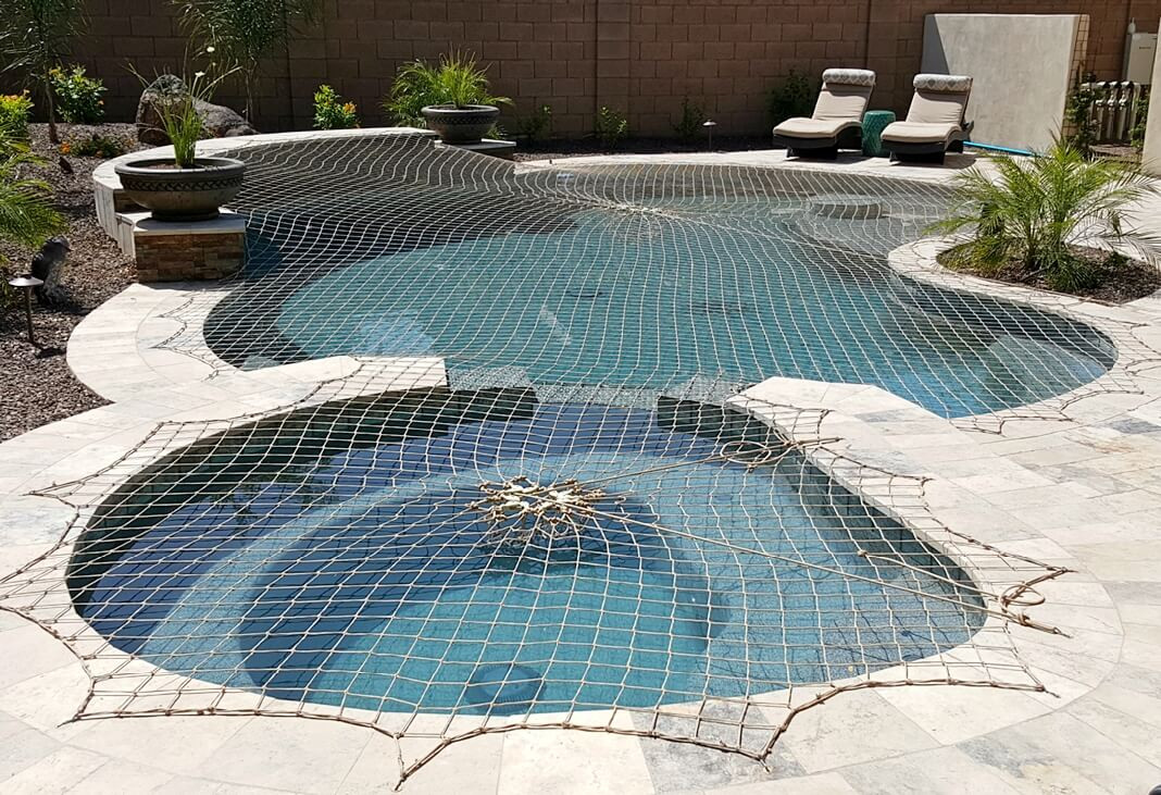 Best ideas about Inground Pool Cover . Save or Pin Pool Safety Net Gallery Now.