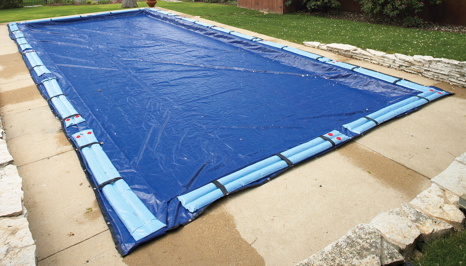 Best ideas about Inground Pool Cover . Save or Pin Winter Pool Cover Inground 20x40 ft Rectangle Arctic Armor Now.