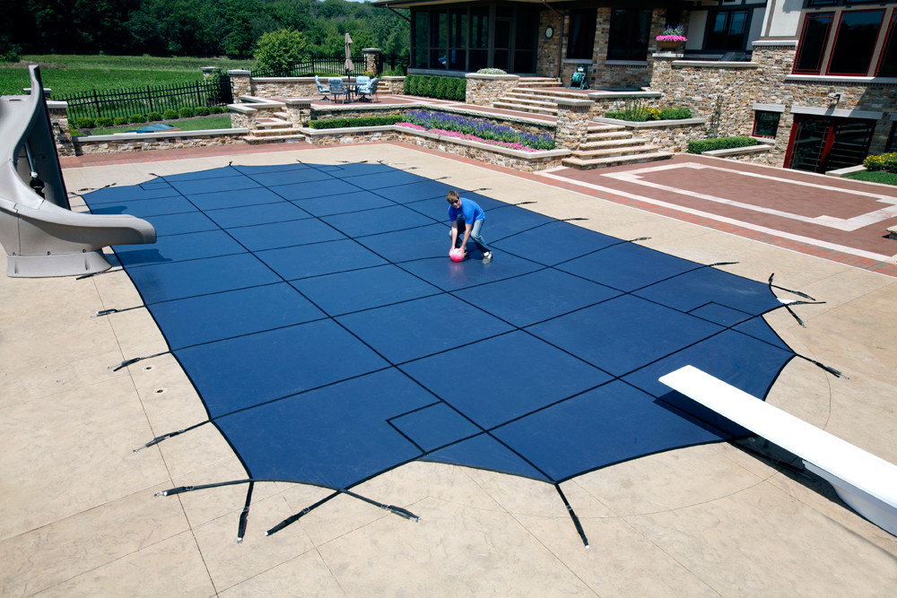 Best ideas about Inground Pool Cover . Save or Pin POOL SAFETY COVERS IN NORTH CAROLINA Now.