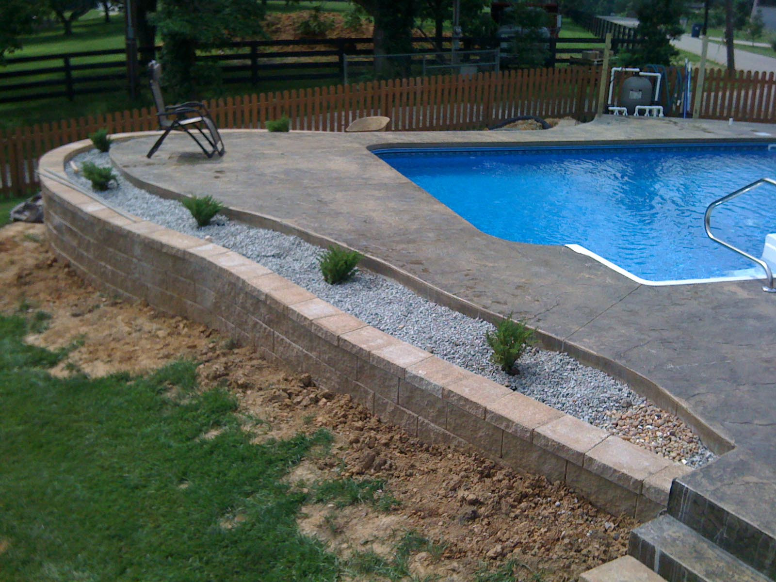 Best ideas about Inground Pool Deck . Save or Pin Inground Pool Deck – which to choose Now.