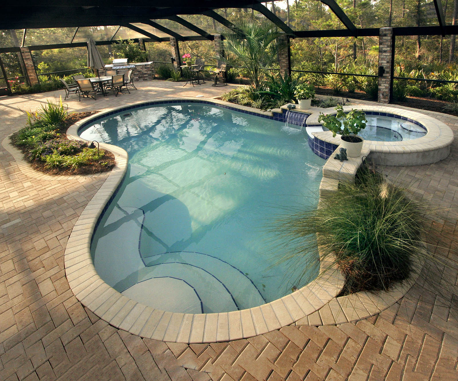 Best ideas about Inground Pool Deck . Save or Pin Best swimming pool deck ideas Now.