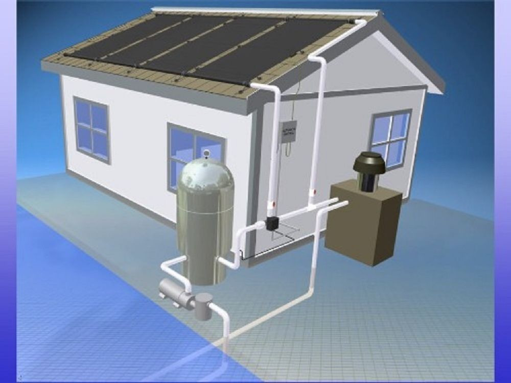 Best ideas about Inground Pool Heater . Save or Pin 8 4 x 10 Inground Pool Solar Panel Heater System 16 Now.