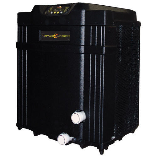 Best ideas about Inground Pool Heaters . Save or Pin AquaCal SuperQuiet SQ110 ground Inground Swimming Now.