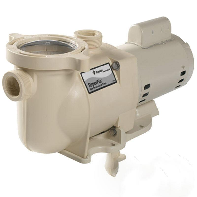 Best ideas about Inground Pool Pumps . Save or Pin Pentair SuperFlo 2 HP Inground Swimming Pool Pump Now.