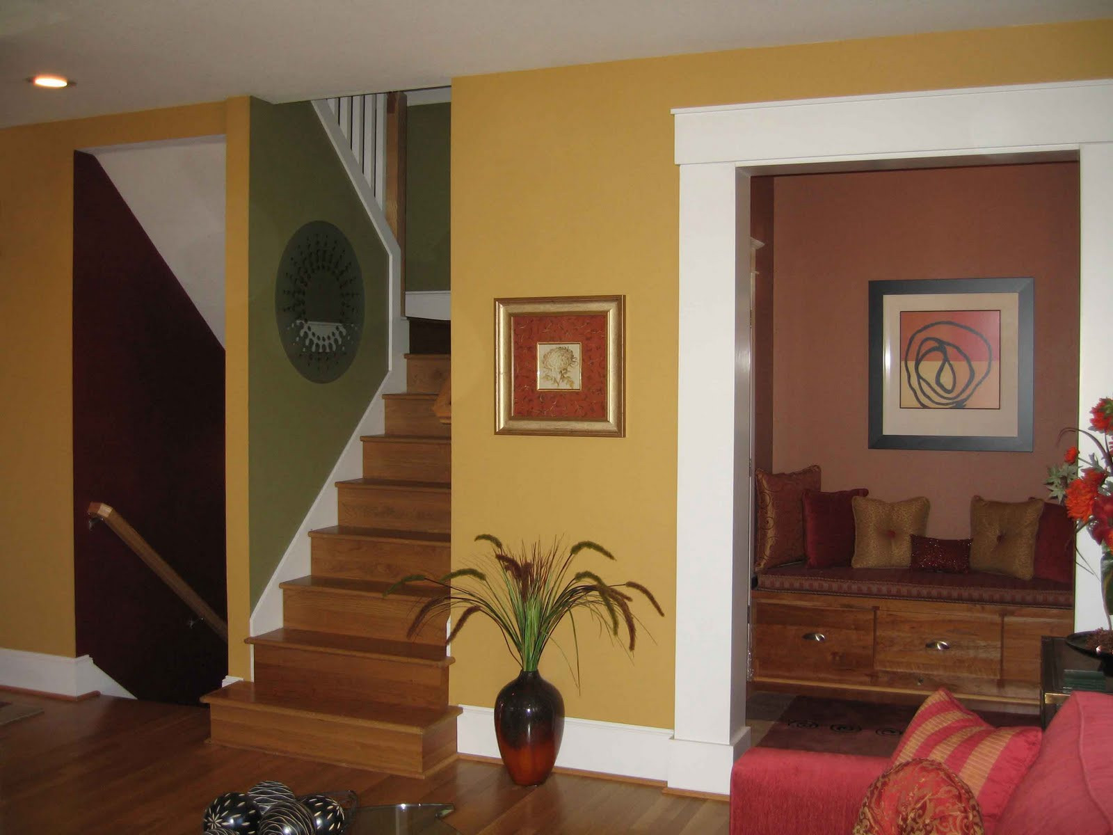 Best ideas about Interior Paint Colors . Save or Pin Interior Spaces Now.