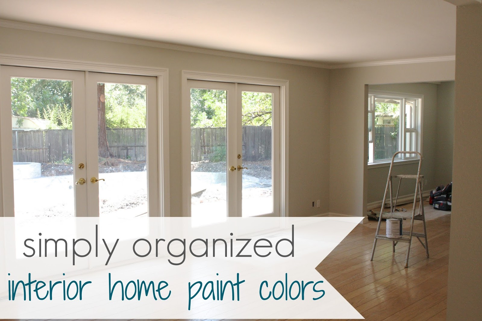 Best ideas about Interior Paint Colors . Save or Pin my home interior paint color palate simply organized Now.
