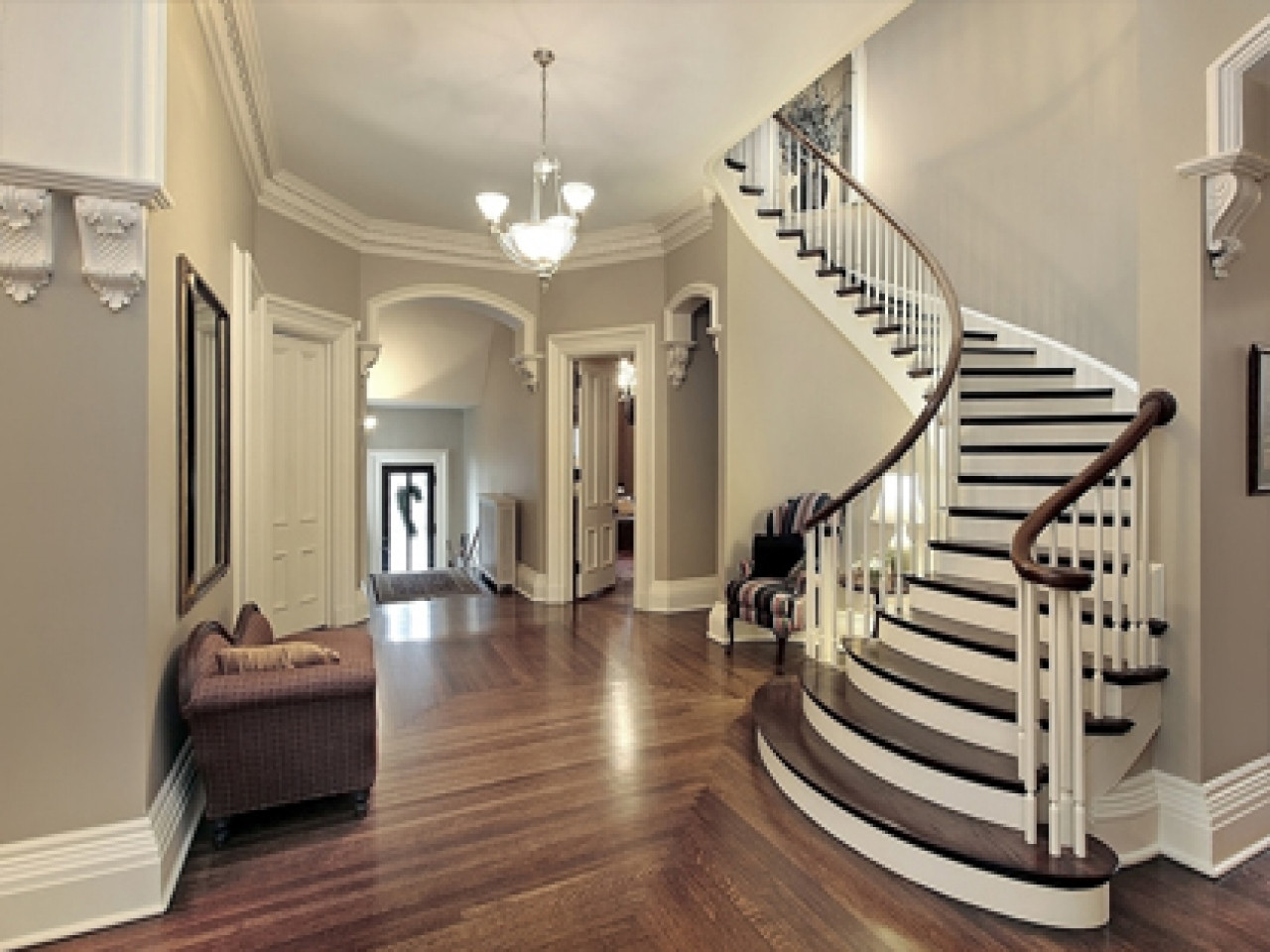 Best ideas about Interior Paint Colors . Save or Pin Painting exterior wood trim most popular interior paint Now.
