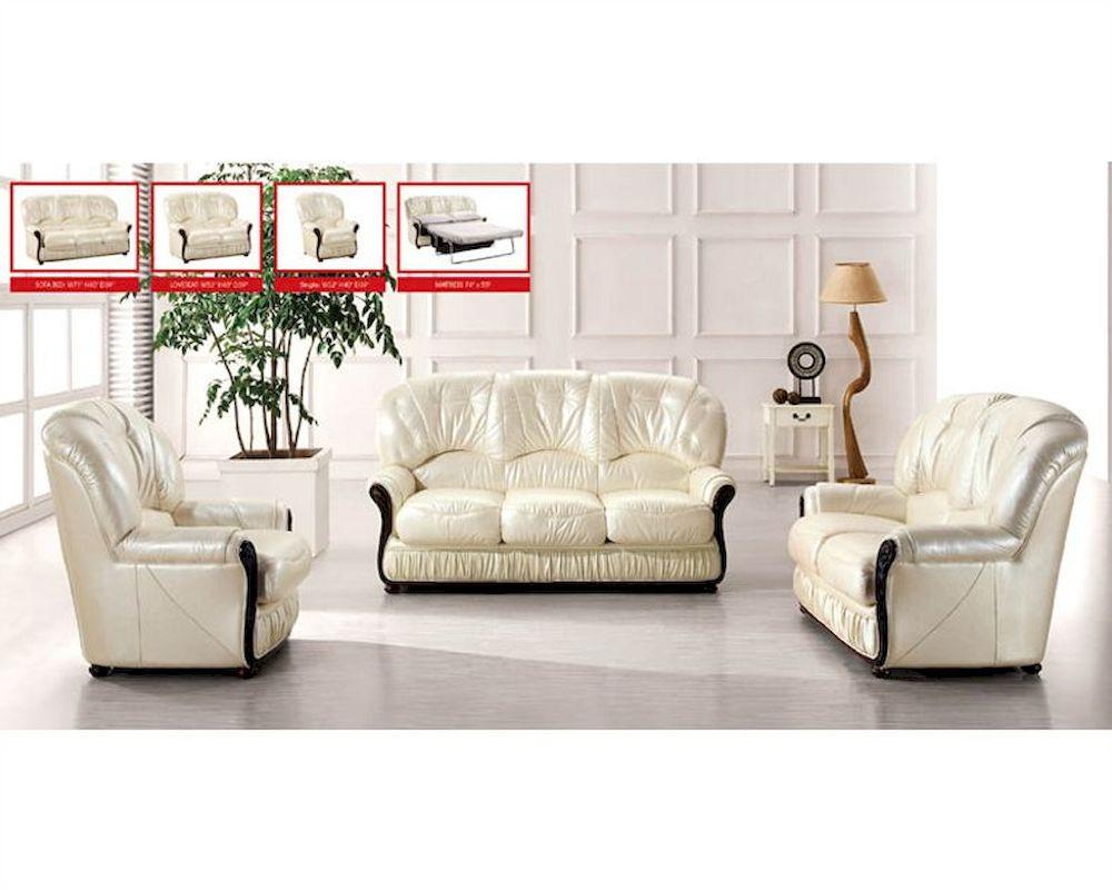 Best ideas about Italian Sofa Set . Save or Pin European Furniture Italian Leather Sofa Set 33SS31 Now.