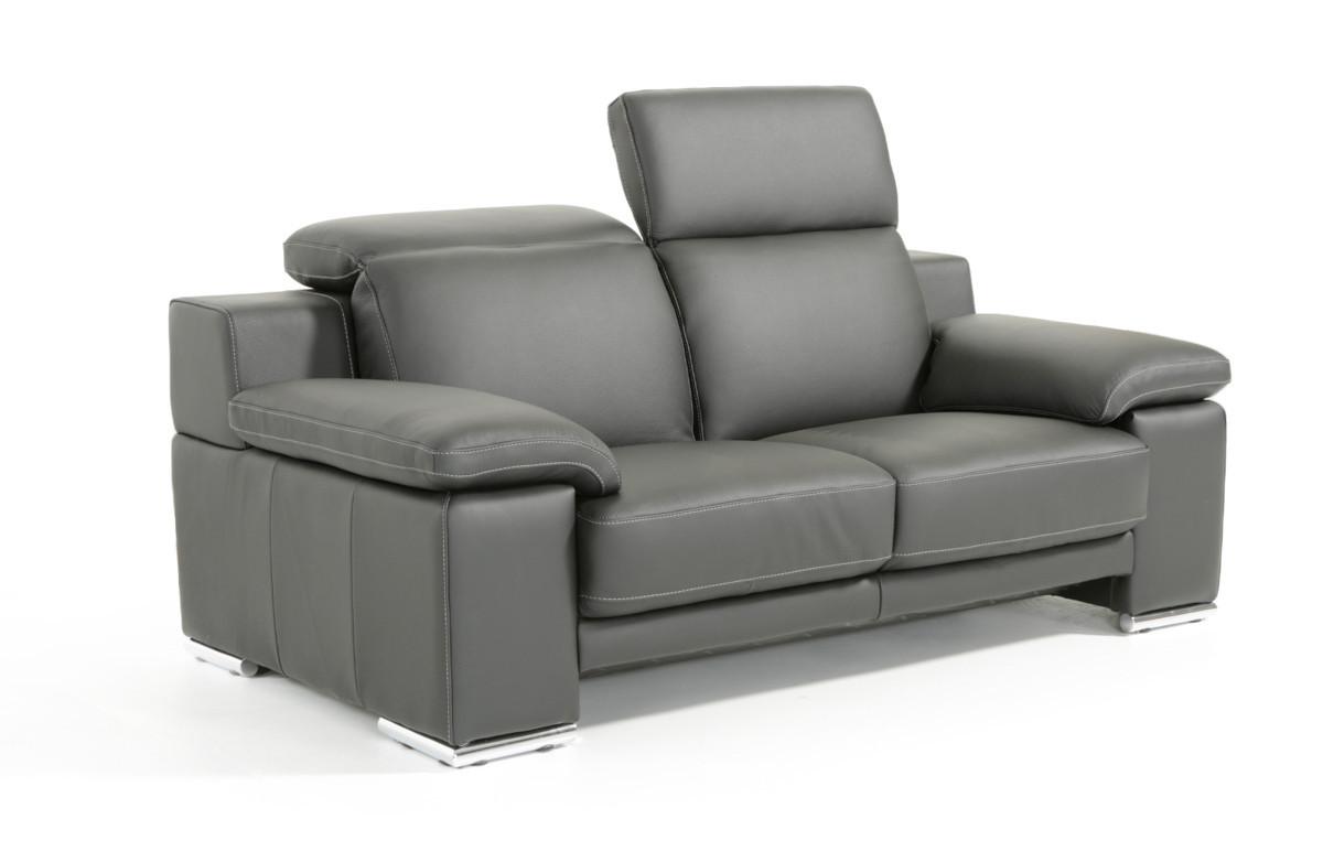 Best ideas about Italian Sofa Set . Save or Pin Estro Salotti Evergreen Modern Black Italian Leather Sofa Set Now.