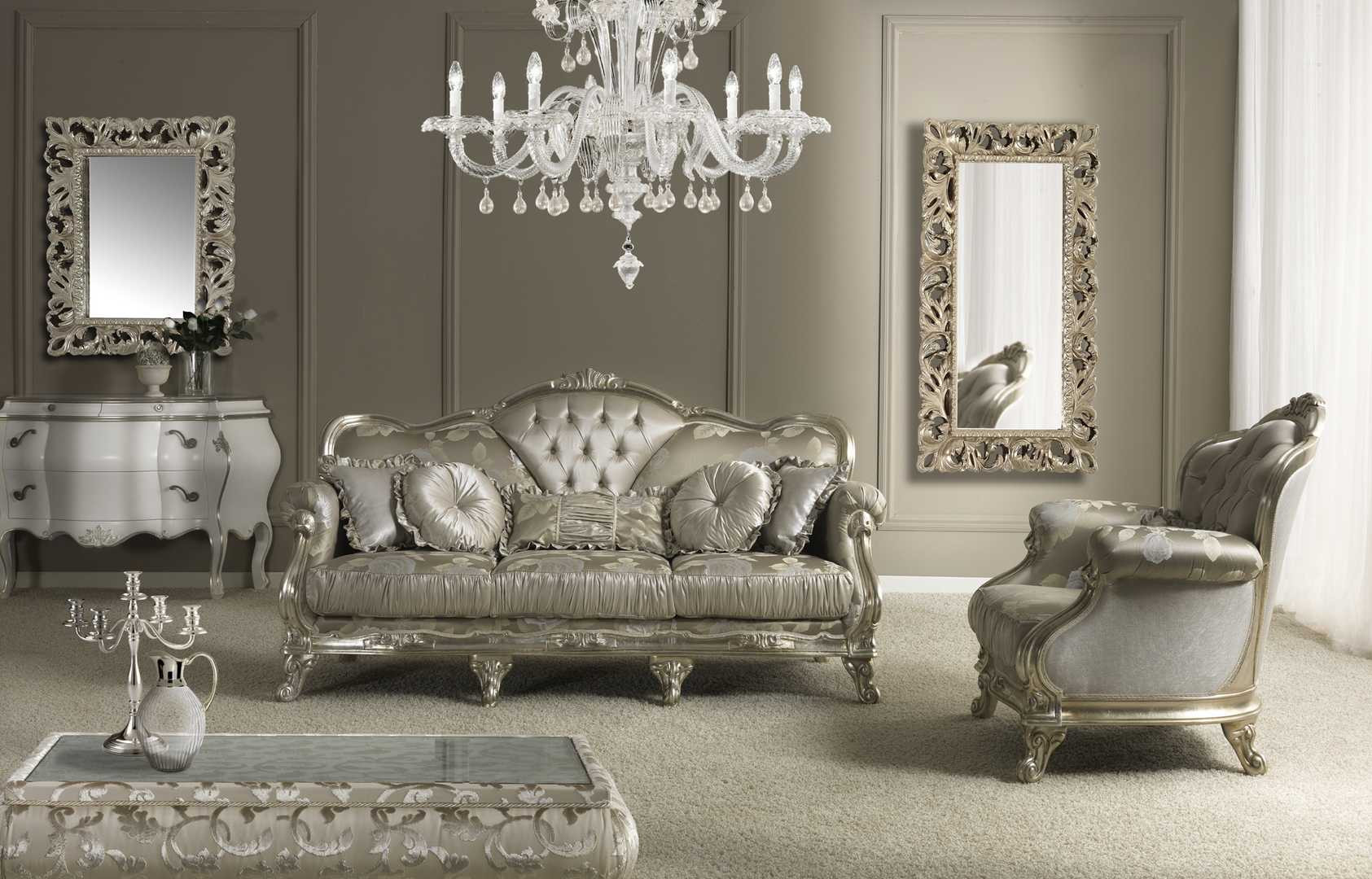 Best ideas about Italian Sofa Set . Save or Pin Napoleone Italian sofa set luxury sofa set made in Italy Now.