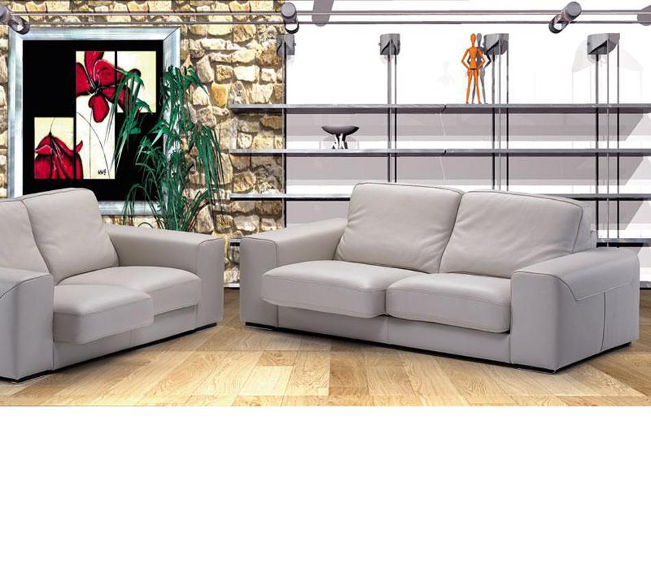 Best ideas about Italian Sofa Set . Save or Pin DreamFurniture Luxor Italian Leather Sofa Set Now.