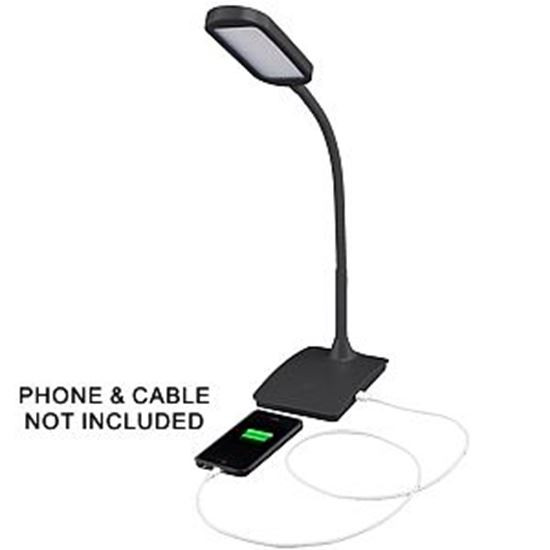 Best ideas about Ivy Led Usb Desk Lamp . Save or Pin Ivy Led Usb Desk Lamp Black $19 99 Canada's best deals Now.