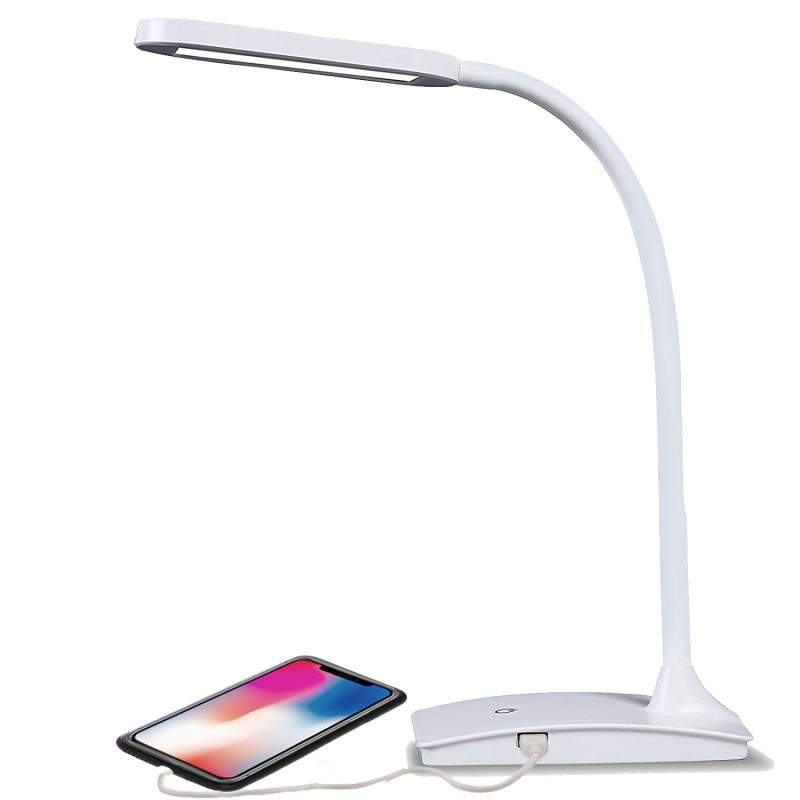 Best ideas about Ivy Led Usb Desk Lamp . Save or Pin TW Lighting IVY 40WT The IVY LED Desk Lamp with USB Port 3 Now.
