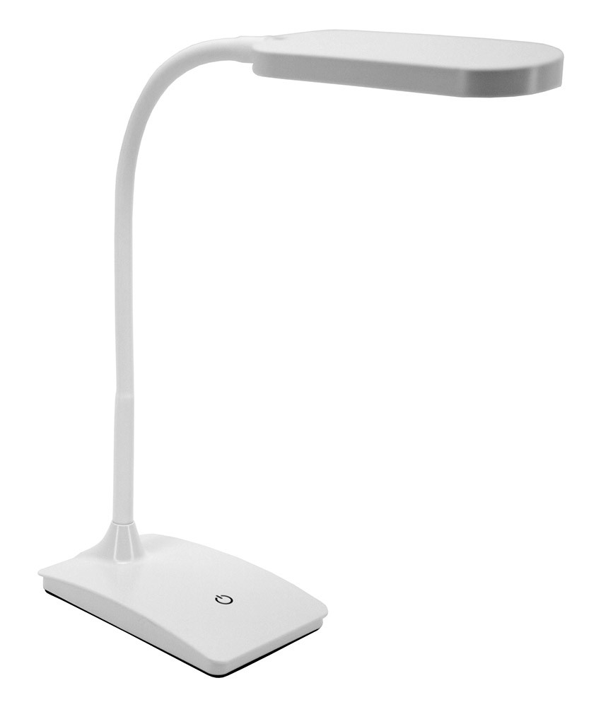 Best ideas about Ivy Led Usb Desk Lamp . Save or Pin IVY LED USB Desk Lamp White Now.