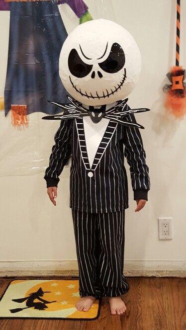 Best ideas about Jack Skellington DIY Costume . Save or Pin Pinterest • The world's catalog of ideas Now.
