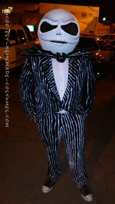 Best ideas about Jack Skellington DIY Costume . Save or Pin 6382 best images about Coolest Homemade Costumes on Now.