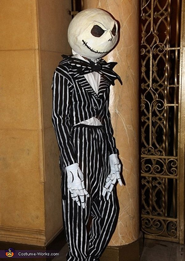 Best ideas about Jack Skellington DIY Costume . Save or Pin Disfraces de Halloween Jack Skellington Now.