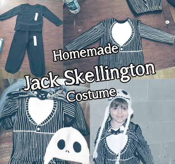 Best ideas about Jack Skellington DIY Costume . Save or Pin Jack Skellington Costume Now.