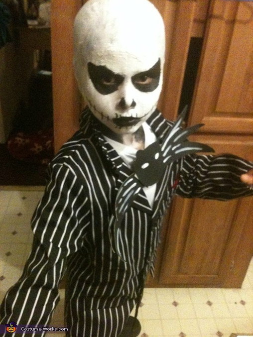 Best ideas about Jack Skellington DIY Costume . Save or Pin The Nightmare Before Christmas Jack Skellington Costume Now.