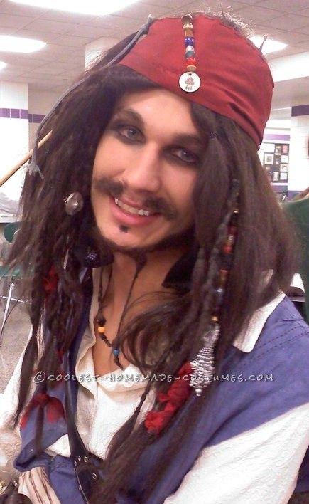 Best ideas about Jack Sparrow Costume DIY . Save or Pin Best 25 Jack Sparrow Costume ideas on Pinterest Now.