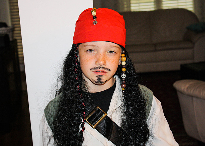 Best ideas about Jack Sparrow Costume DIY . Save or Pin Easy DIY Jack Sparrow Costume Crazy Happy Now.