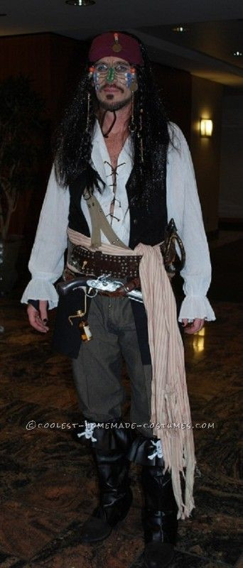Best ideas about Jack Sparrow Costume DIY . Save or Pin Best 25 Homemade pirate costumes ideas on Pinterest Now.