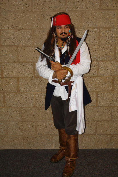 Best ideas about Jack Sparrow Costume DIY . Save or Pin How to make a Captain Jack Sparrow costume on a shoe Now.