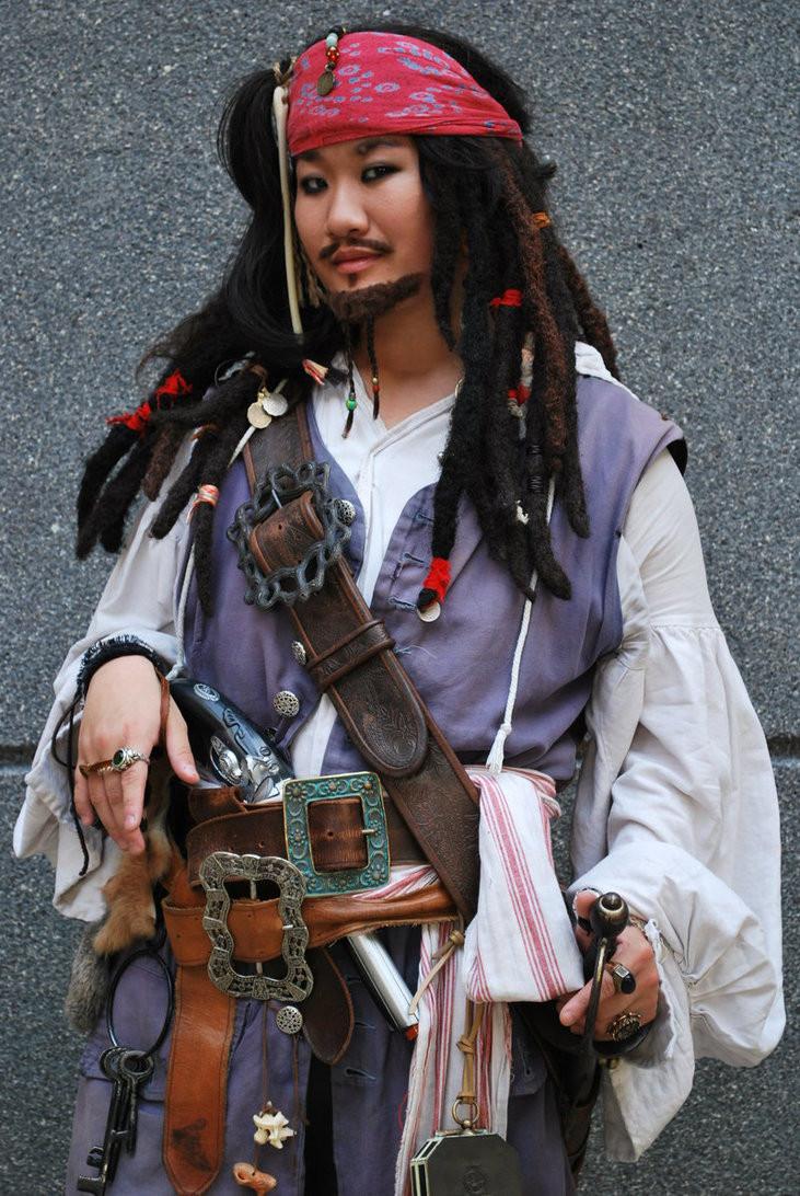 Best ideas about Jack Sparrow Costume DIY . Save or Pin Jack Sparrow Costumes for Men Women Kids Now.