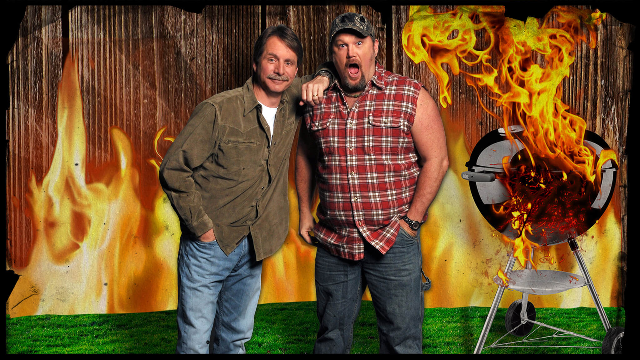 Best ideas about Jeff And Larry'S Backyard Bbq . Save or Pin Jeff & Larry s Backyard BBQ CLTure Now.