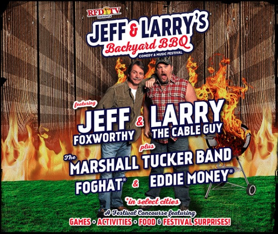 Best ideas about Jeff And Larry'S Backyard Bbq . Save or Pin THE MARSHALL TUCKER BAND JOINS JEFF AND LARRY'S BACKYARD BBQ Now.