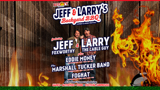 """Best ideas about Jeff And Larry'S Backyard Bbq . Save or Pin Jeff & Larry s """"Backyard BBQ"""" edy Tour Now."""