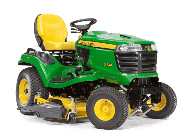 Best ideas about John Deere Landscape Supplies . Save or Pin John Deere X734 Lawn Tractors Lawn Mowers for sale at Now.