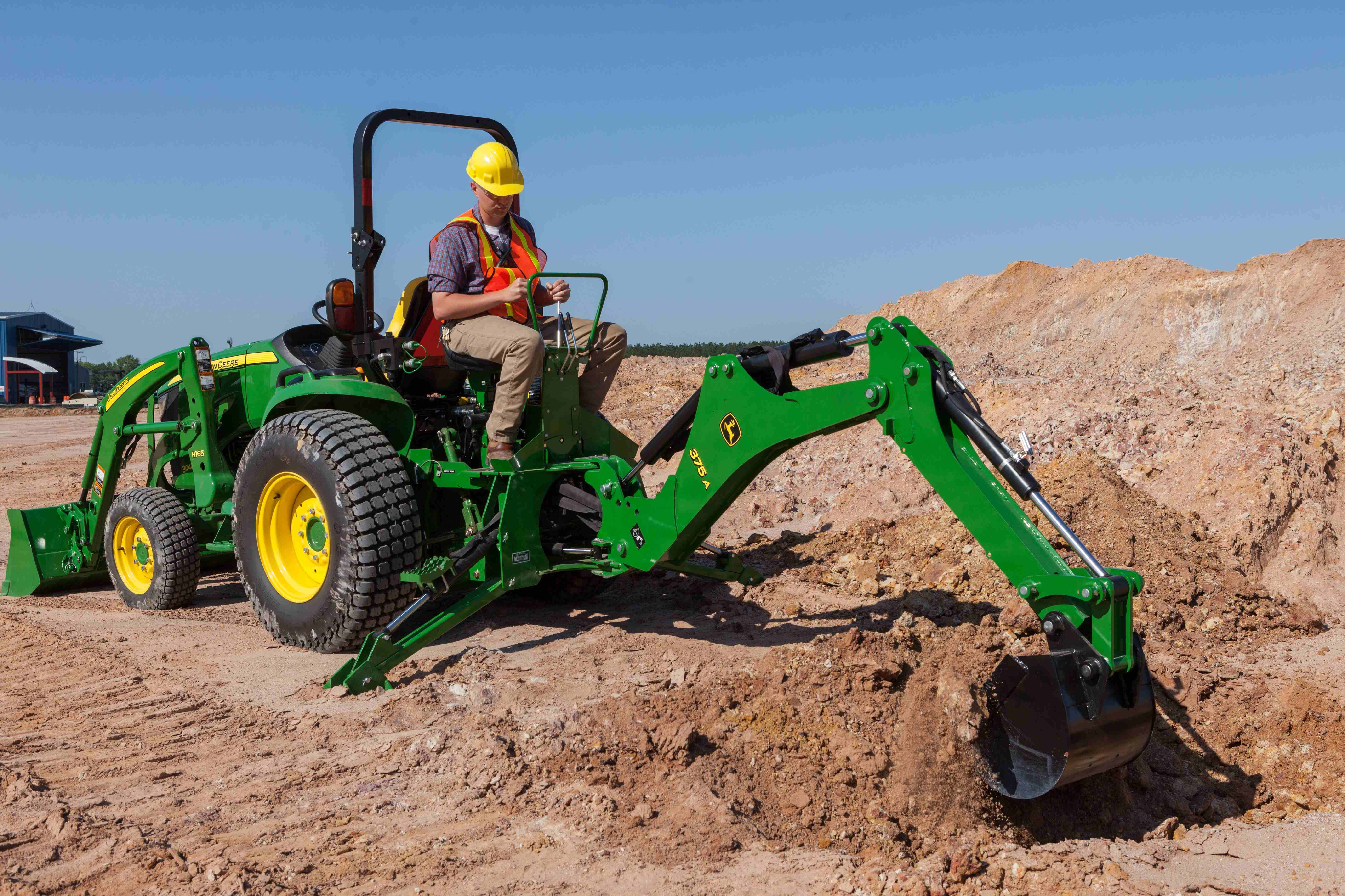 Best ideas about John Deere Landscape Supplies . Save or Pin John Deere Intros 6 pact Utility Tractors Now.