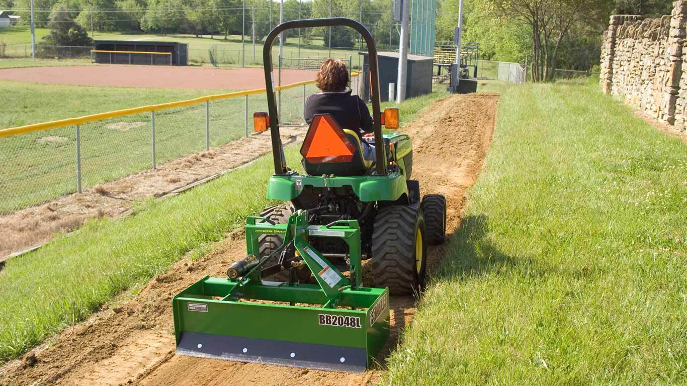 Best ideas about John Deere Landscape Supplies . Save or Pin Landscaping Equipment Frontier BB20L Box Blades Now.