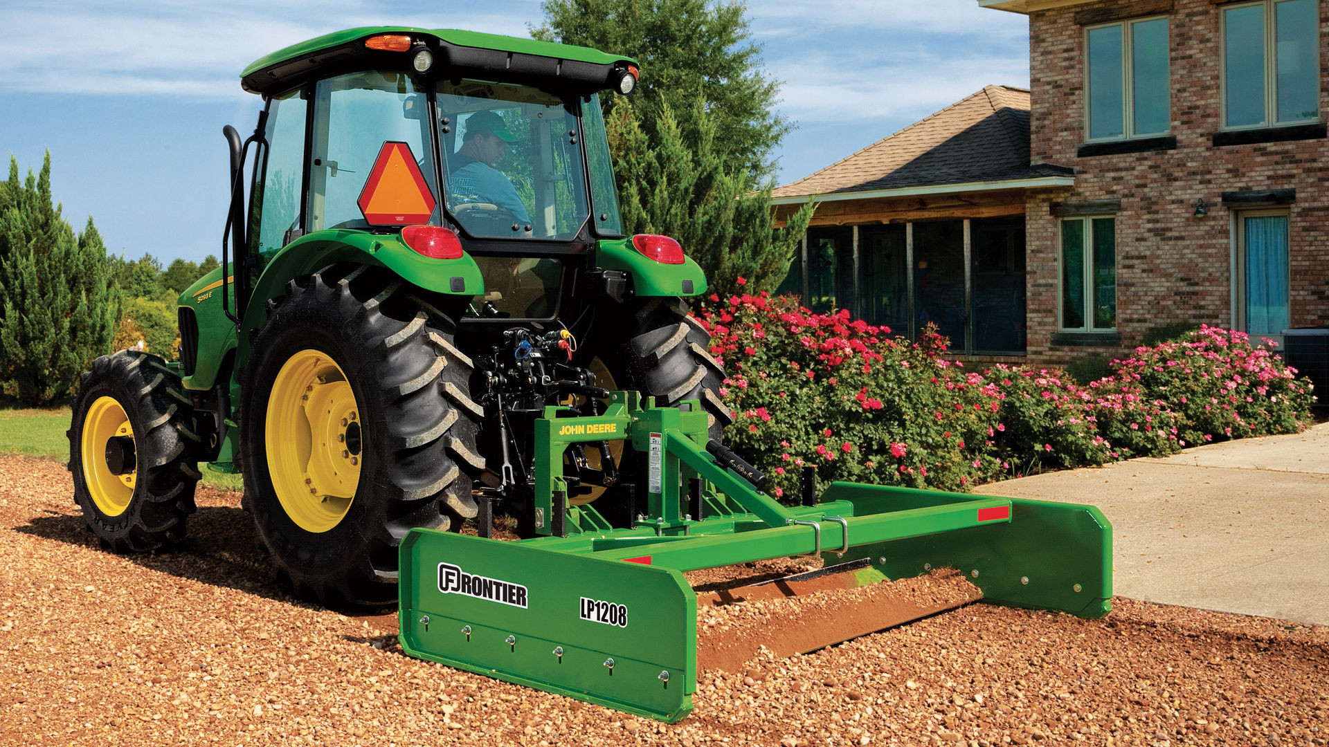 Best ideas about John Deere Landscape Supplies . Save or Pin Frontier Landscaping Equipment Now.