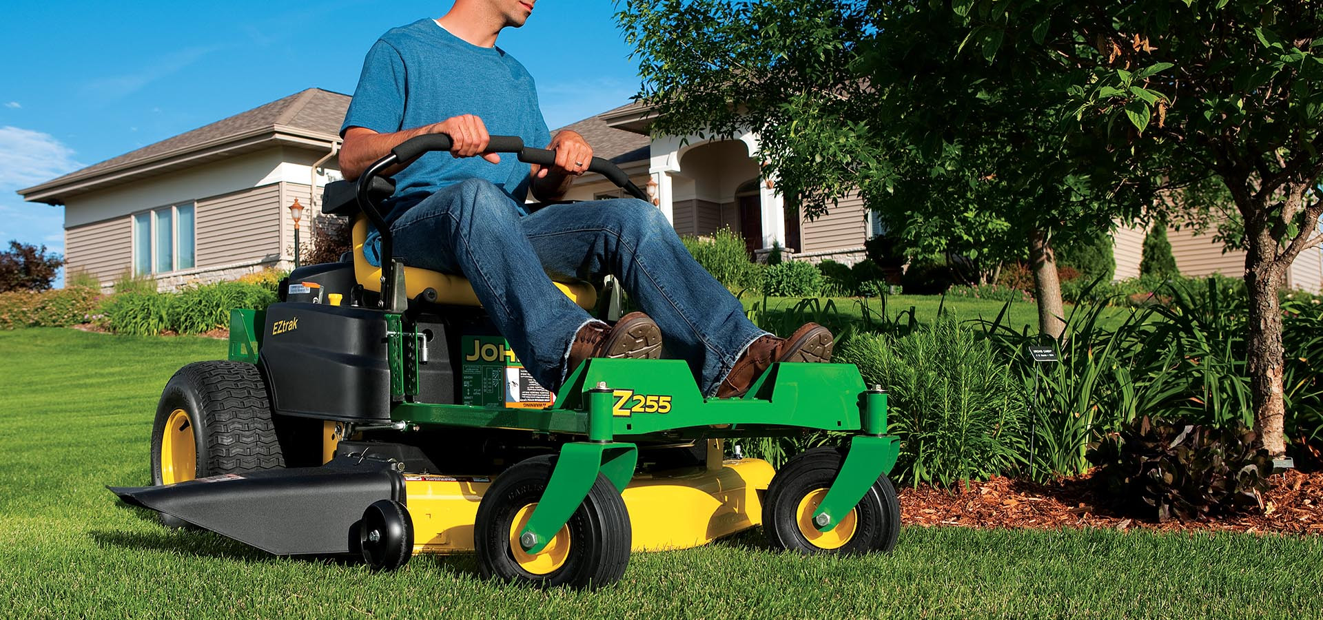 Best ideas about John Deere Landscape Supplies . Save or Pin John Deere Zero Turn Lawn Mowers Now.