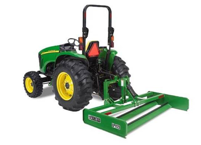 Best ideas about John Deere Landscape Supplies . Save or Pin John Deere LP1172 Land Planes Tractor Implements for Now.