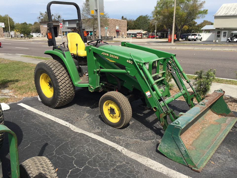 Best ideas about John Deere Landscape Supplies . Save or Pin Used John Deere 4510 Loader For Sale Now.