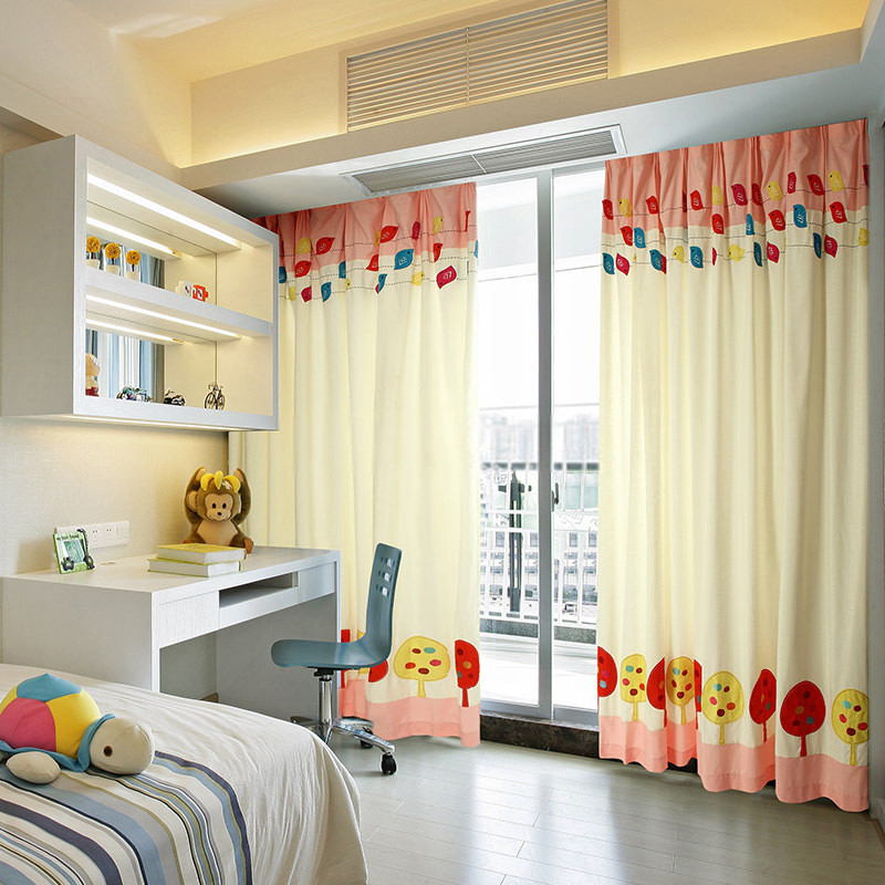 Best ideas about Kid Bedroom Curtain . Save or Pin Decorating With Curtains In Each Room Now.
