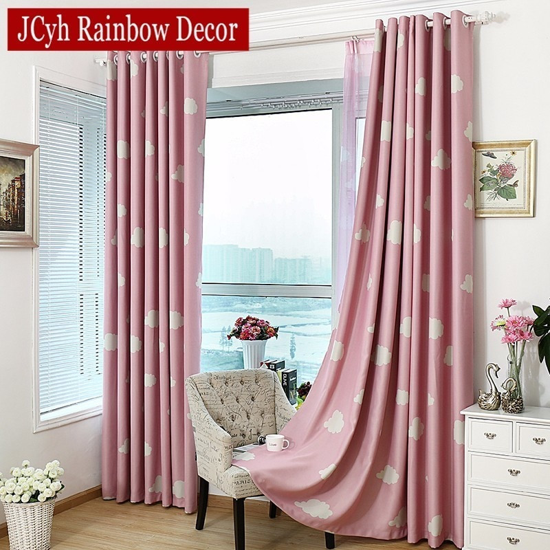 Best ideas about Kid Bedroom Curtain . Save or Pin Cartoon Children Blackout Curtains For Kid s Room Clouds Now.